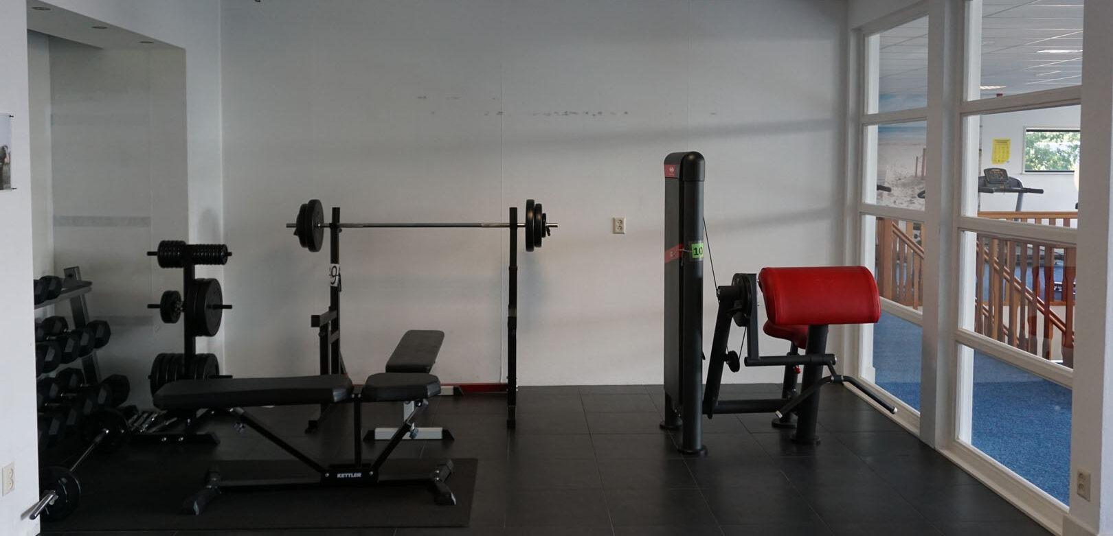 Kom in beweging met fitness