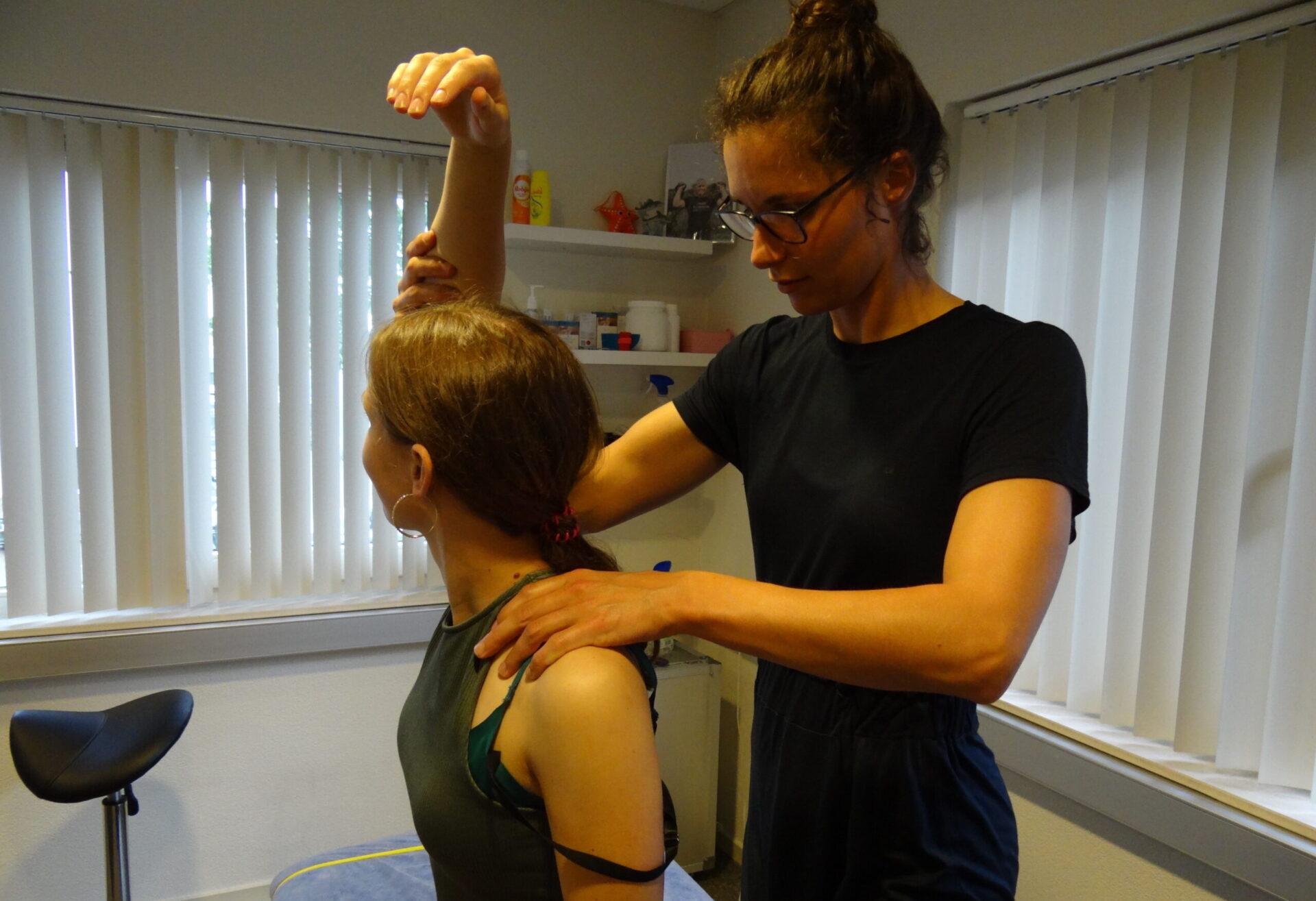 Fysiotherapie waar de zorg voor de klant centraal staat!